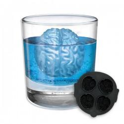 Bac à glaçon cerveau en silicone