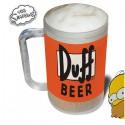 Chope Réfrigérée Homer Simpson Duff Beer