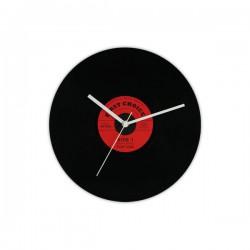 Horloge disque vinyle