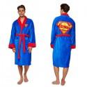 Peignoir déguisement Superman