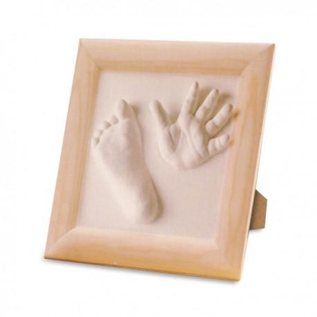kit moulage de pied et main pour b b. Black Bedroom Furniture Sets. Home Design Ideas