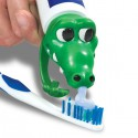 Bouchon de dentifrice crocodile