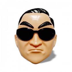 Masque chanteur Psy