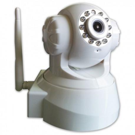 Caméra de surveillance Wifi motorisée IR