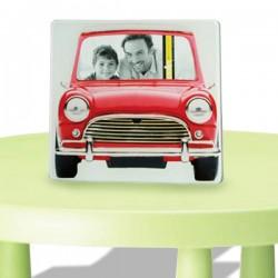 Cadre à photo voiture vintage