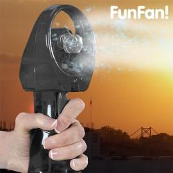 Ventilateur brumisateur portable