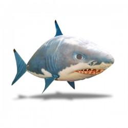 Requin gonflable volant à télécommande