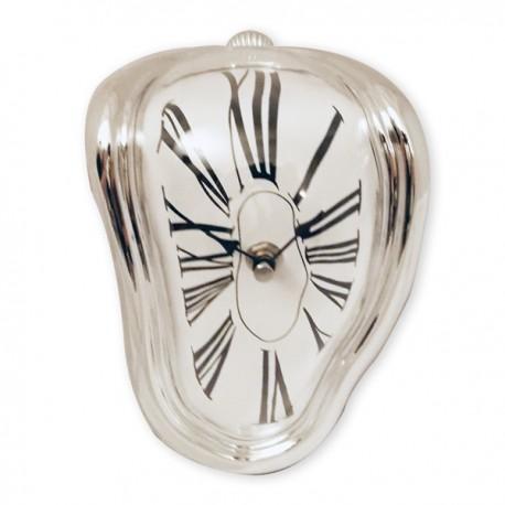 Horloge fondante à poser