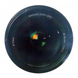 Tapis de souris objectif d'appareil photo