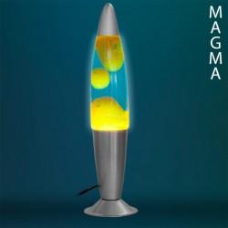 Lampe à lave magma