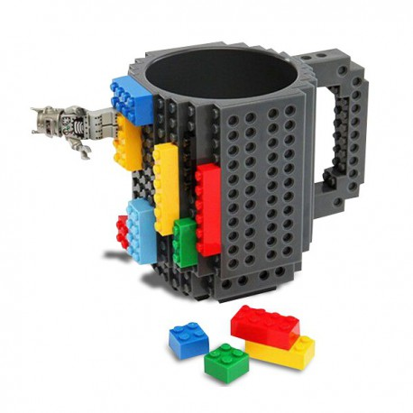 Tasse jeu de lego