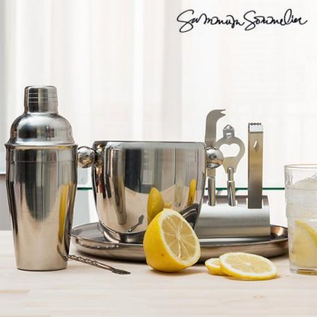 kit accessoires pour cocktail. Black Bedroom Furniture Sets. Home Design Ideas