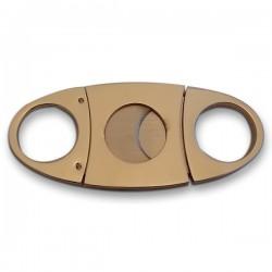 Coupe-cigare ovale en acier