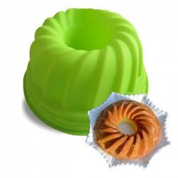 Moule en silicone à gâteau kouglof