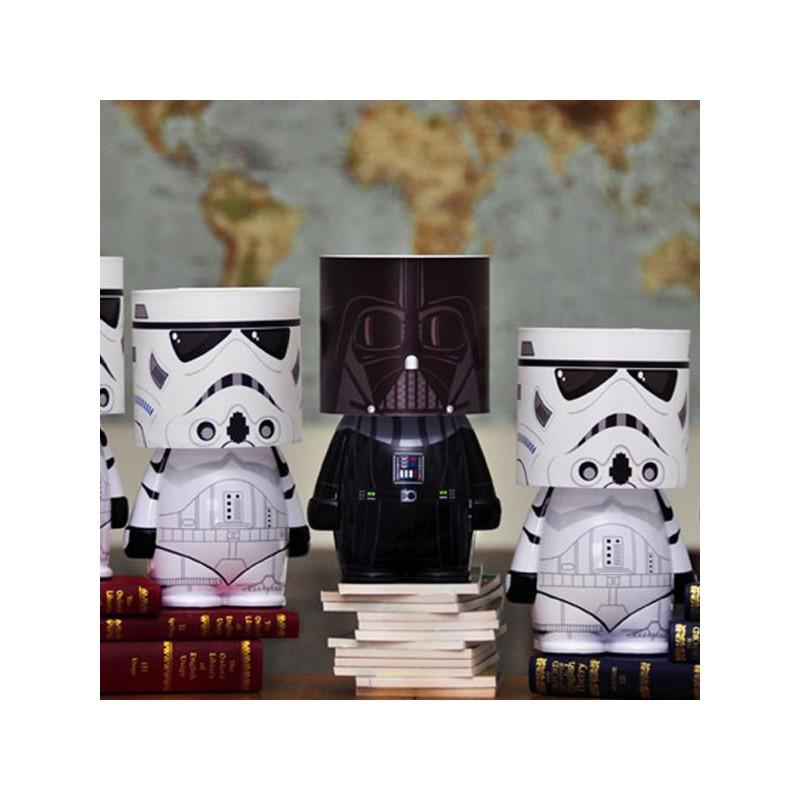 lampe soldat trooper star wars. Black Bedroom Furniture Sets. Home Design Ideas