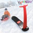 Trottinette de neige snowboard pour enfants