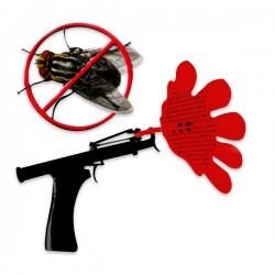 Tapette à mouche pistolet