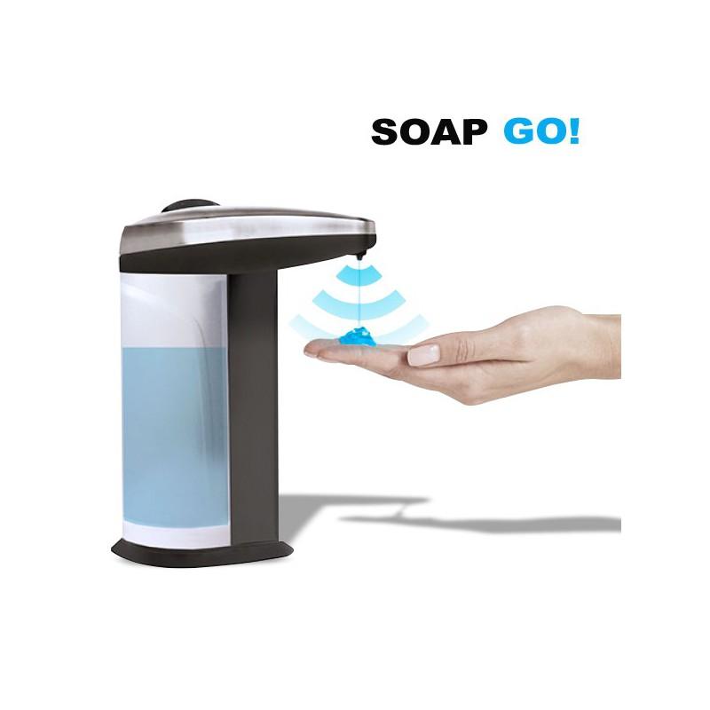 Distributeur automatique de savon liquide - Distributeur de savon automatique ...