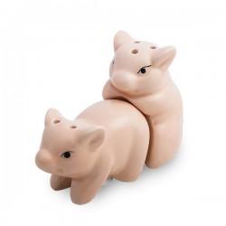 Duo sel / poivre petits cochons