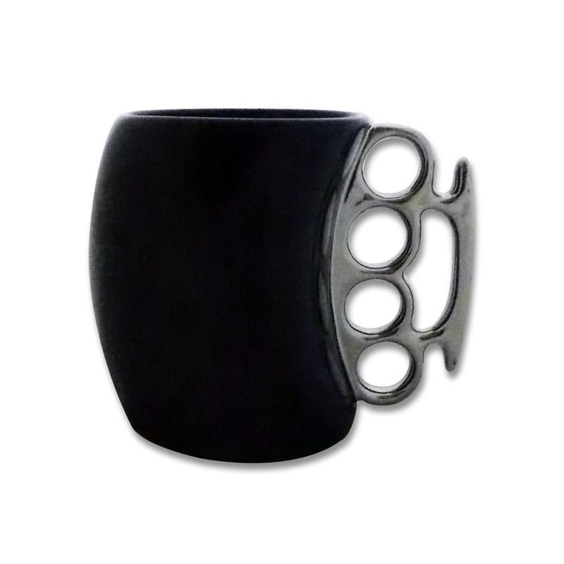 tasse anse en forme de poing am ricain. Black Bedroom Furniture Sets. Home Design Ideas