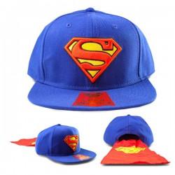 Casquette Superman avec Cape