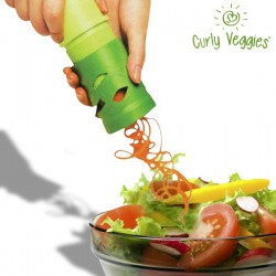 Econome râpe légumes curly veggies