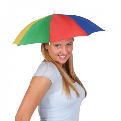 Parapluie chapeau