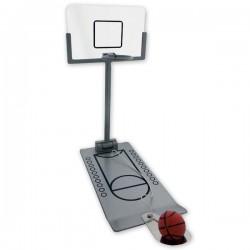 Panier de basket miniature à jouer