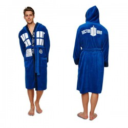 Peignoir TARDIS Dr Who