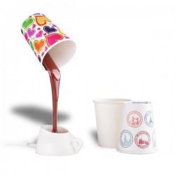 Lampe café renversé