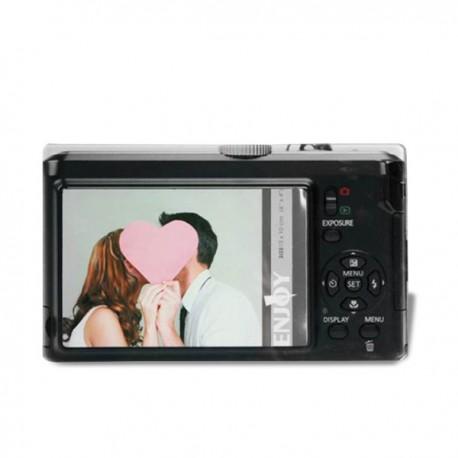 Cadre photo en verre appareil photo