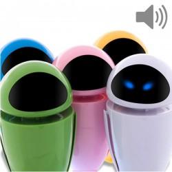 Haut-parleur cyber robot coloré