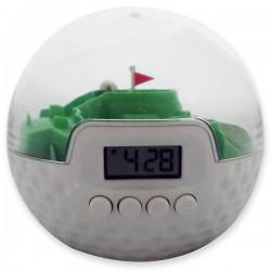 Réveil-matin boule jeu de golf