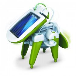 Robot multiforme à énergie solaire