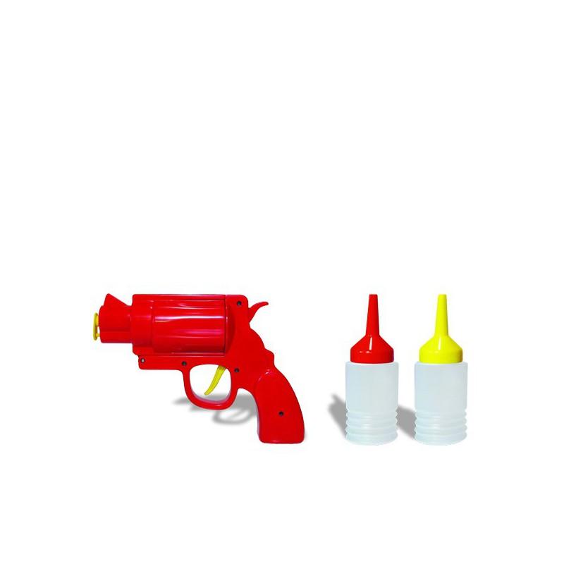 Pistolet distributeur de sauce for Pistolet cuisine