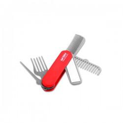 Petite trousse de beauté en forme de couteau suisse