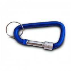 Porte-clefs en forme de mousqueton