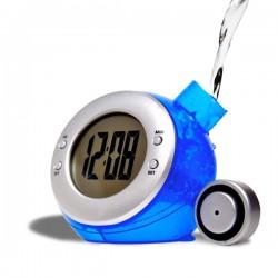 Horloge carburant à l'eau