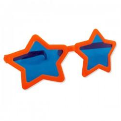 Paire de lunettes étoiles géantes