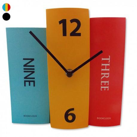 Horloge 3 livres