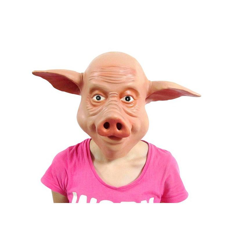 Masque Cochon Cadeauleo Com