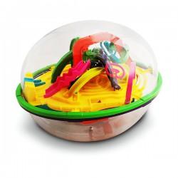 Labyrinthe Puzzle 3D en boule (208 étapes)