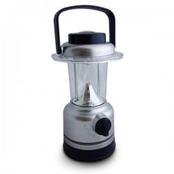 Lampe de camping à LED avec boussole