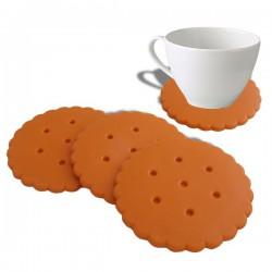 Dessous de verre version biscuit (lot 4)