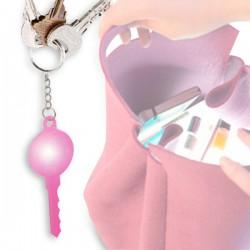 Porte-clés à LED retrouve-clés