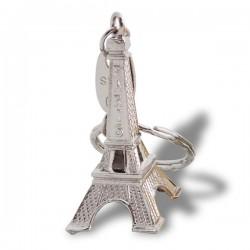 Porte-clés tour Eiffel en métal