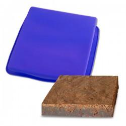 Moule silicone gâteau carré