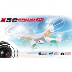 Drone radiocommandé avec caméra X5C