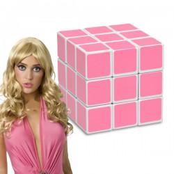 Rubiks cube rose pour blondes