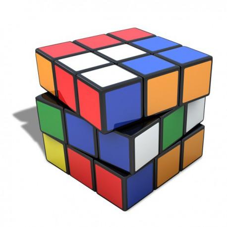 Rubik's cube magique